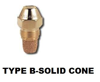 80 Degree Solid Spray Nozzle, .85 GPH [Misc.]