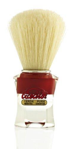 Semogue 610 Pure Bristle Shaving Brush Red