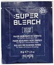 Echosline Decoloración Polvo Compacto decolorante Azul Sobre 35 GR