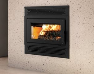 Ventis High Efficiency Wood Fireplace HE250