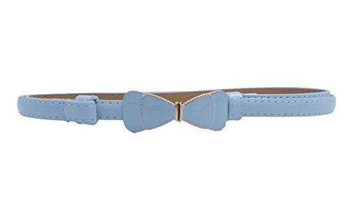 light blue belt womens - 6