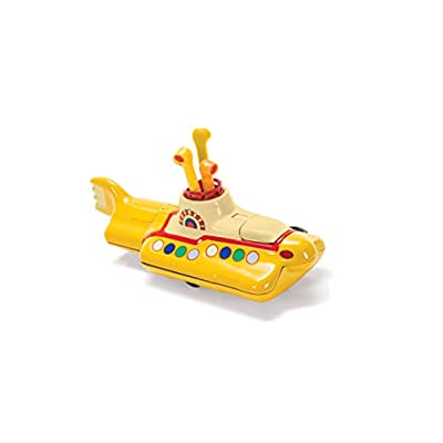 Corgi The Beatles Yellow Submarine 1:36 Diecast Display Model CC05401: Toys & Games