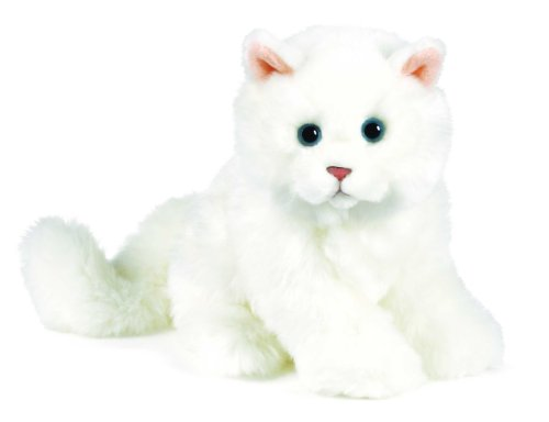 (Webkinz Smaller Signature White Persian Cat)