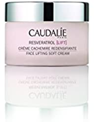 Caudalie Resveratrol Lift Face Lifting Soft Cream, 1.3 Ounce