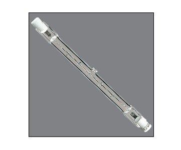 【岩崎】 (10個セット) J110V150W アイ ハロゲンランプ 両口金形 商用電圧形(ラインボルト) 細長いハロゲンランプ B014IETZGS