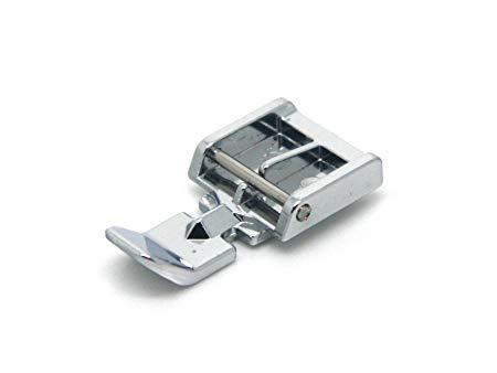 Tysew de uso doméstico para máquina de coser Universal carcasa rígida con cremallera cabezales para máquina ...
