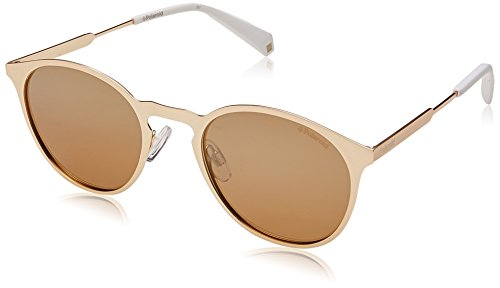 Polaroid Sunglasses Pld 4053/s Polarized Round Sunglasses, 0J5G/QD, 50 mm
