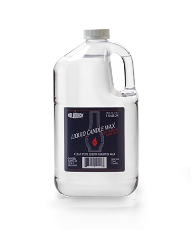 Hollowick Liquid Wax Lamp Fuel/Gallon Jug (4/case)