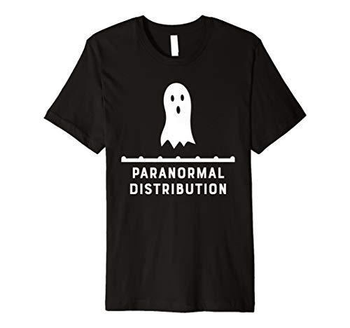 School Psychologist Shirt Paranormal Distribution Halloween ()