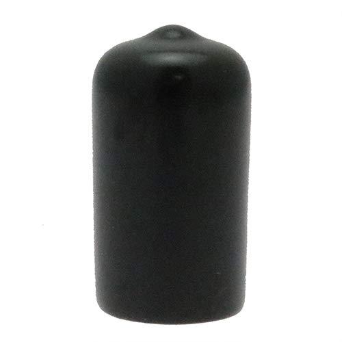 50 x 7,9 mm x 12,7 mm PVC Kappen, Verarbeitung, Maskierung, Endkappen, PVC, Kappe