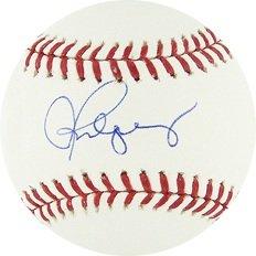 Alex Rodriguez Steiner Signed Baseball-Official