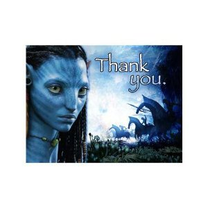 Avatar Thank You Notes w/ Envelopes (8ct)