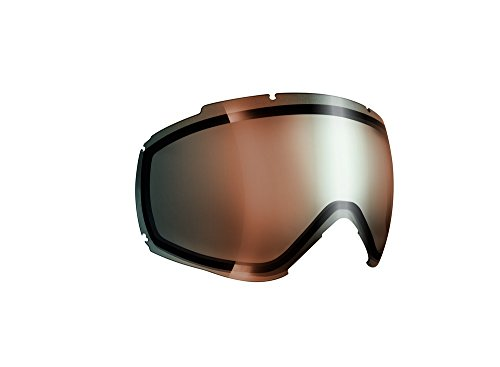 Cébé R/L Super BionicEcran de Remplacement pour Masque de Ski Mixte Enfant R/l Super Bionic Light Rose Flash Blue