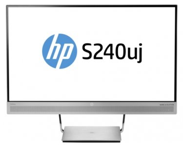 HP EliteDisplay S240uj 23,8Zoll USB-C Monitor
