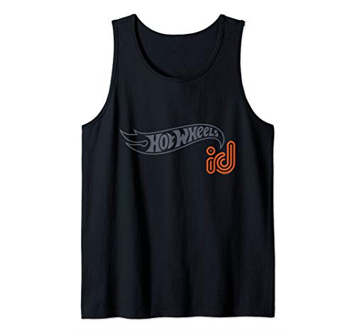 - Hot Wheels ID Logo Tank Top