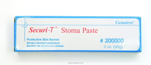 (Securi-T Stoma Paste, Securi-T Paste 2 oz, (1 EACH, 1 EACH))
