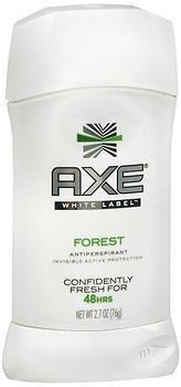 Axe Antiperspirant Deodorant Stick For Men, Signature Forest