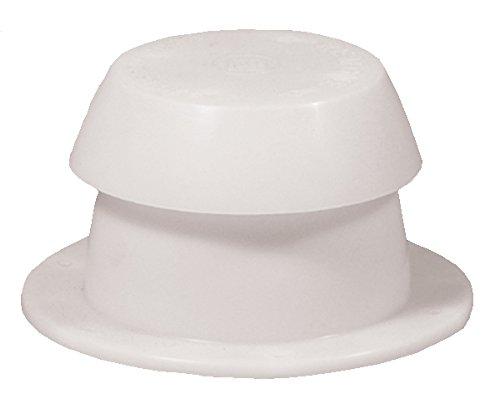 (Heng's (10001-C Polar White Plumbing Vent)