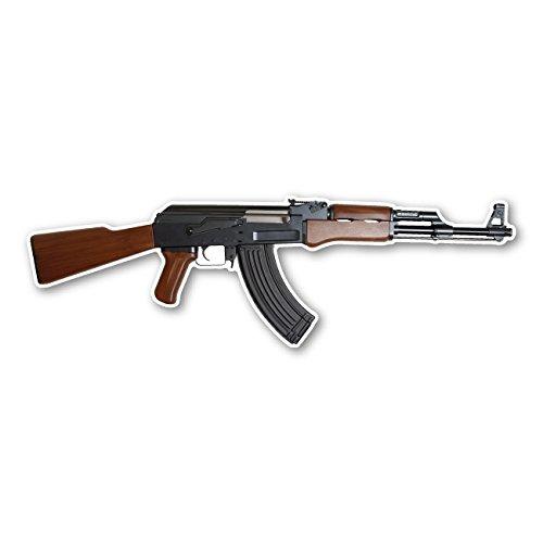 AK-47 Assault Rifle Magnet [Sports]