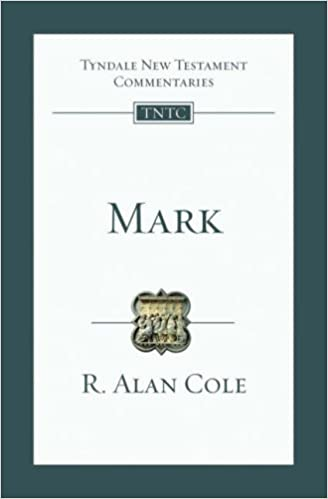 Book Mark: An Introduction and Survey (Tyndale New Testament Commentaries)