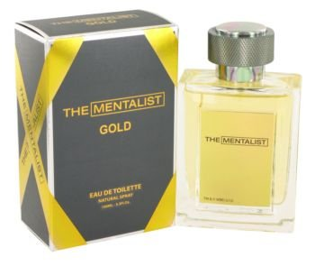 The Mentalist Gold Cologne by ScentStory, 3.4 oz Eau De Toilette Spray for Men