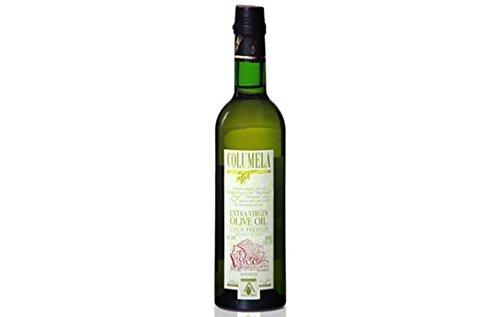 Columela Extra Virgin Olive Oil 6 bottles / 17 oz each
