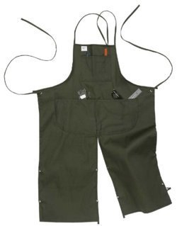 McGuire Nicholas M71 4 Pocket Split Leg Apron by Various