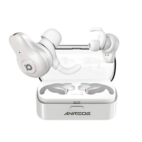 Used, Wireless Earbuds,ANROOG A10 Bluetooth 5.0 Noise Canceling for sale  Delivered anywhere in USA