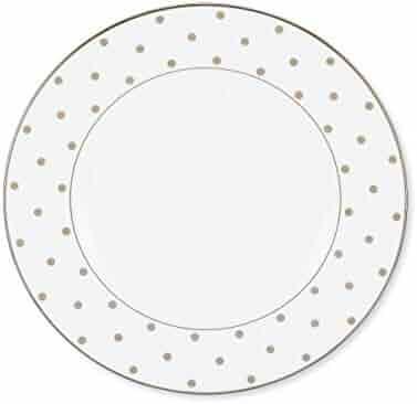 Kate Spade New York 6255574 Larabee Road Platinum Accent Plate,