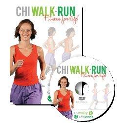 Chi Walk-Run DVD & Program (Run For The Hills Run For Your Life)
