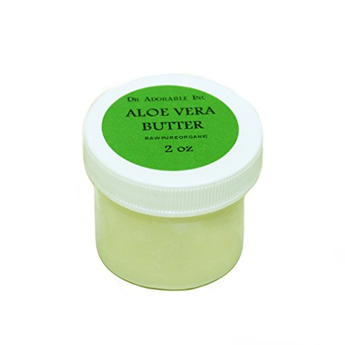 Aloe Vera Butter Pure Organic by Dr. Adorable 2 Oz