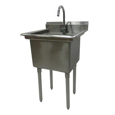 Bon Trinity TSL 0301 Stainless Steel Utility Sink