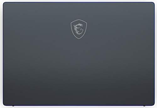 """XPC MSI Prestige 14 Notebook Computer (Intel 10th Gen i7-10710U, 16GB RAM, 1TB NVMe SSD, GTX 1650 4GB, 14"""" 4K UHD, Windows 10 Pro) Professional Laptop"""