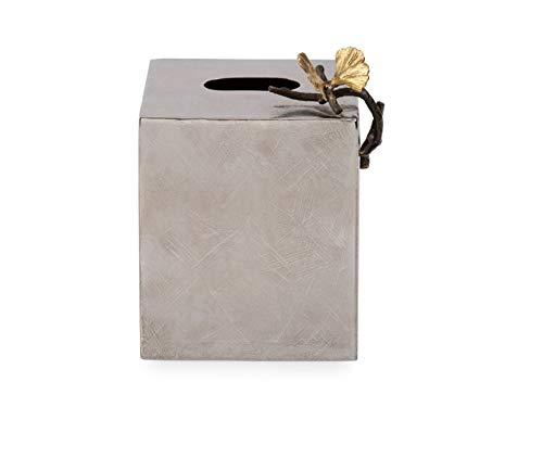 Michael Aram Tissue Box Holder (Butterfly Ginkgo)