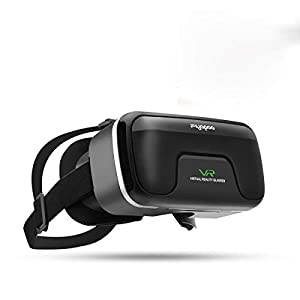 Best Epic Trends 31uFyhuGCML._SS300_ FIYAPOO VR Headset,Virtual Reality Headset 3D VR Goggles Glasses for 3D Movies Compatible for 4.7-6.53 Inch iPhone…