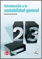 Enlace de descarga de libros INTRODUCCION A LA CONTABILIDAD GENERAL. 2 ED. PDF