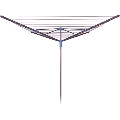 Strata Outdoor Rotary Dryer Clothes Line (164', Aluminium) ()