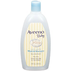 Aveeno Baby Wash and Shampoo - 18 Oz 4/pack by Aveeno Baby