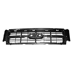 new grille mounting panel for 2008 2012 ford escape made of plastic fo1223111. Black Bedroom Furniture Sets. Home Design Ideas