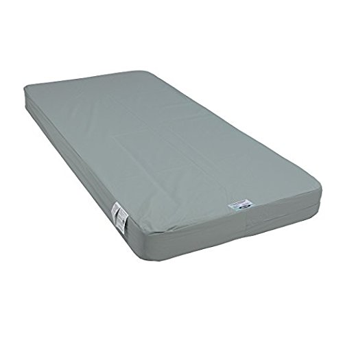 Drive Medical Cellulose Fiber Mattress, Green by Drive Medical