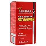 Basic Research Zantrex-3 High Energy Fat Burner Review
