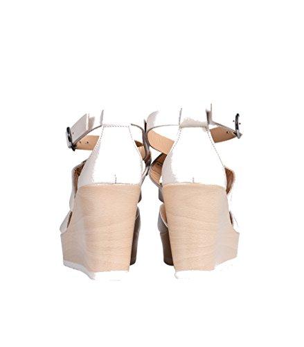 La Fee Maraboutée Dames Sandalen Met Sleehakken In Naakt Beige 704