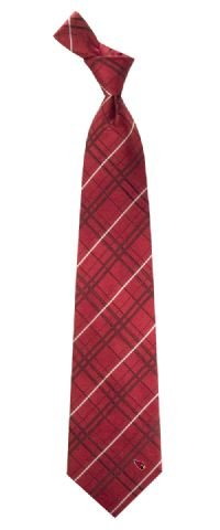 picture of Eagles Wings NFL Arizona Cardinals Oxford Stripe Woven Necktie
