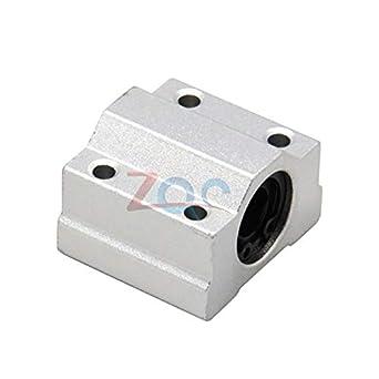 SC8UU SCS8UU - Rodamiento deslizante de 8 mm, rodamiento lineal de ...