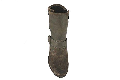 GI - Botas para mujer beige / marrón