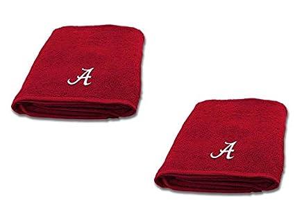 Bon Image Unavailable. Image Not Available For. Color: NCAA Alabama Crimson Tide  Decorative Bath Towel, Set ...