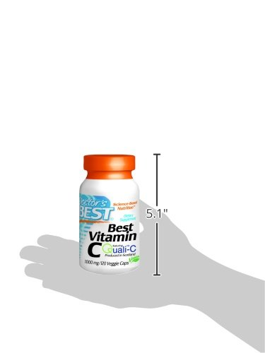 Doctor's Best Best Vitamin C 1000mg
