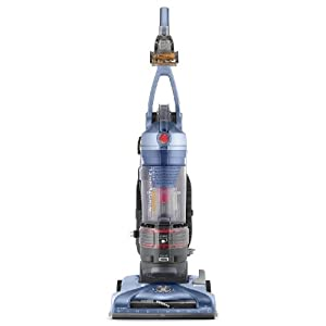 HOOVER T-Series WindTunnel Pet Rewind Bagless Corded Upright Vacuum Cleaner