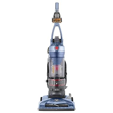 Hoover T-Series WindTunnel Pet Rewind Bagless Upright Vacuum, UH70210 - Corded
