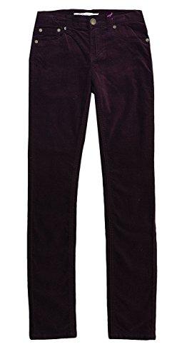 Corduroy Skinny Leg Pants - 8